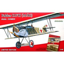 Fokker D.VII MAG DUAL COMBO