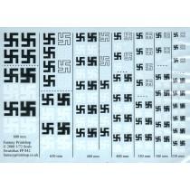 Luftwaffe swastikas