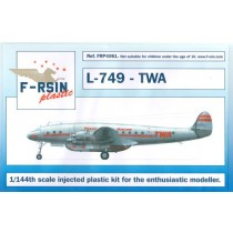 Lockheed L-049/L-749 Constellation - TWA