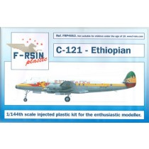 Lockheed L-049/L-749 Constellation - Ethiopian Airlines