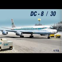 Douglas DC-8-30 SAS