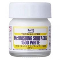 Mr. Finishing Surfacer 1500 White, 40 ml