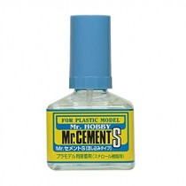 Mr. Cement S, quick setting 40 ml