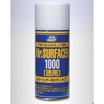 Mr.Surfacer 1000 grey, 170 ml aerosol