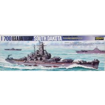 USS Battleship USS South Dakota