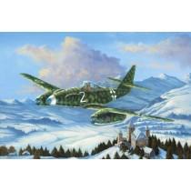 Me262A-1a/U-3 recce version