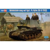 Befehlsfahrzeug Ausf Fgst.Pz.Kpfw.35 R731(f)