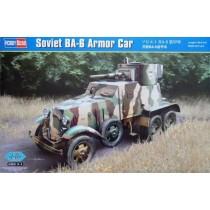 Soviet BA-6 Armor Car
