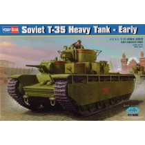 T-35 Heavy Tank - Early