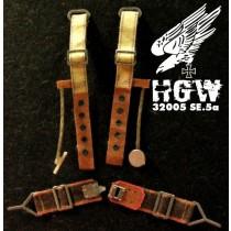 SE.5a seatbelts for Wingnut Wings/Roden