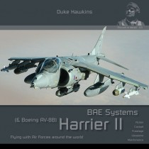 Duke Hawkins: BAE Harrier II & AV-8B Harrier II (Plus)