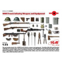 Soviet Motorised Infantry 1944-45 (4 x Figures)