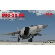 MiG-25RB Soviet Reconnaissance Plane