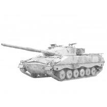 IKV 91 Infanterikanonvagn produktionsmodell