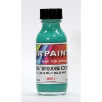 Russian cockpit turquoise 30 ml