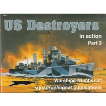US Destroyers in Action part 3