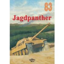 Jagdpanther - Militaria 83, Polish w. English captions