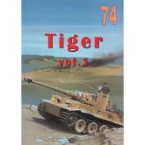Tiger vol. 1 - Militaria 74, Polish w. English captions