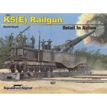 K5(E) Railgun - Detail In Action