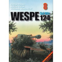 Wespe SdKfz 124, Photosnajper 8, bilingual Pol / Eng (no decals)