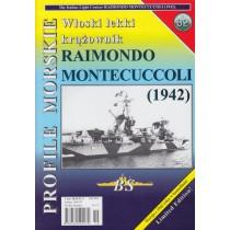 Italian light cruiser RAIMONDO MONTECUCCOLI
