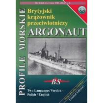 AA cruiser HMS ARGONAUT