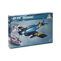 AD-4W Skyraider (Lämplig för Svensk Flygtjänst)