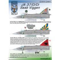 SAAB JA37/JA37D/JA37Di Viggen