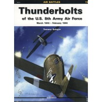 Thunderbolts of the 8th USAAF March 43 - February 44