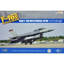F-16D Block 52 RSAF