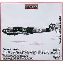 Ju86Z-7 SwAF Tp9 Conversion set part 9