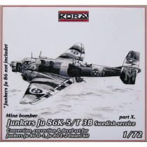 Ju86K-5 SwAF T3B Conversion set part 10
