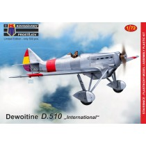 Dewoitine D.510 International NEW MOULD