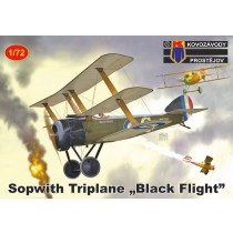 Sopwith Triplane Black Flight