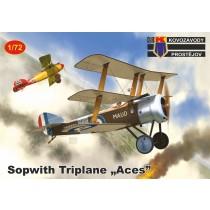 Sopwith Triplane Aces