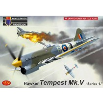 Hawker Tempest Mk.V Clostermann NEW TOOL