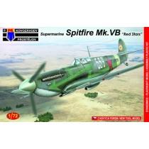 Spitfire Mk.Vb Red Stars