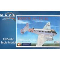 Beechcraft 18 UC45/SNB5 (SwAF Tp45)