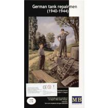 German tank repairmen (1940-1944)