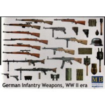 German Infantry Weapons WW II