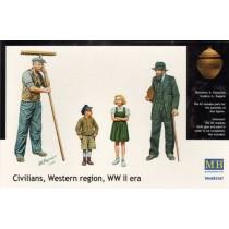 Civilians, Western Europe WWII era