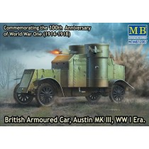 British Armoured Car, Austin, MK III