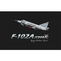 F-102A (Case X) BLACK BOX 'G.W Bush'