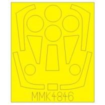 SAAB 32 Lansen målningsmask (Tarangus)