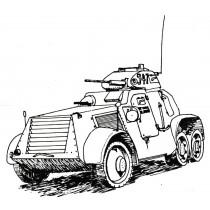 Pansarbil m/41