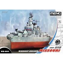 USS Missouri TOON