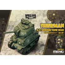 M4A1 Sherman US TOON
