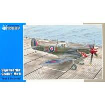 Seafire Mk.II, Torch & Avalanche