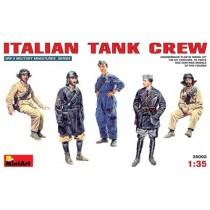 Italian WWII Tank Crew