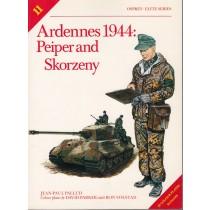 Ardennes 1944 Peiper & Skorzeny